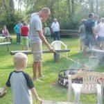 fire picnic